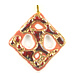 red and gold pendant p27